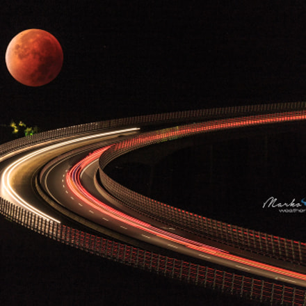 Into the Super Moon