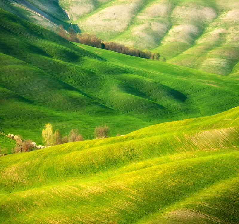 Photograph Waves by Marcin Sobas on 500px