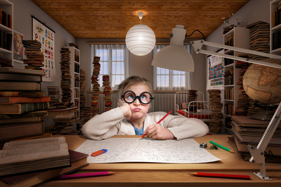 Just a little homework by John Wilhelm is a photoholic on 500px.com