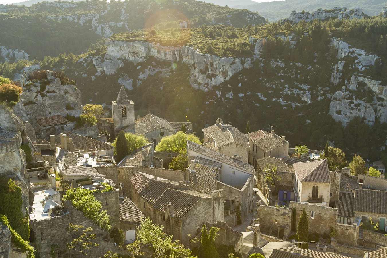 Photograph les baux de provence by Teodor  Cucu on 500px
