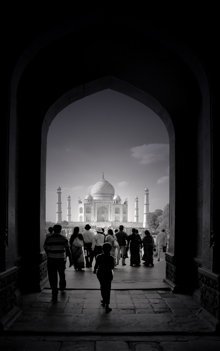 Photograph Taj Mahal by Luca Perotti on 500px