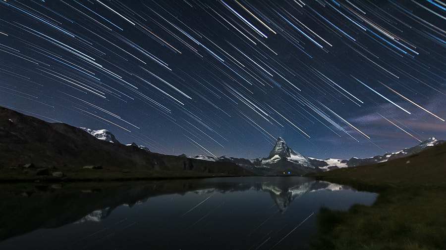 Photograph Shooting stars everywhere by Dennis Hellmich on 500px