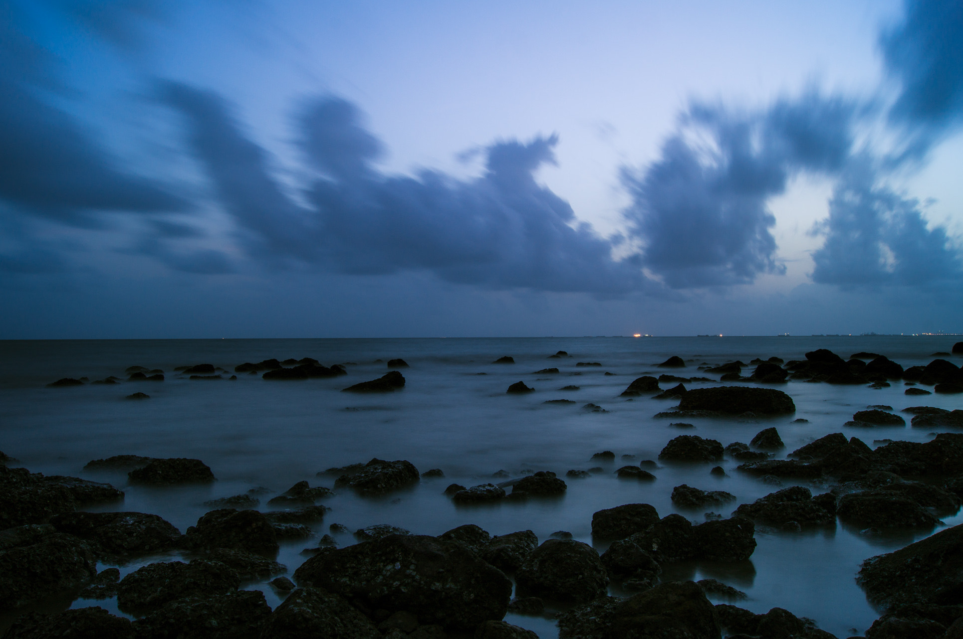 Photograph Sea & Sky by Aniket Goswami on 500px