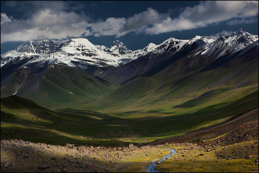 Tien-Shan by Maxim Kiryushin on 500px.com