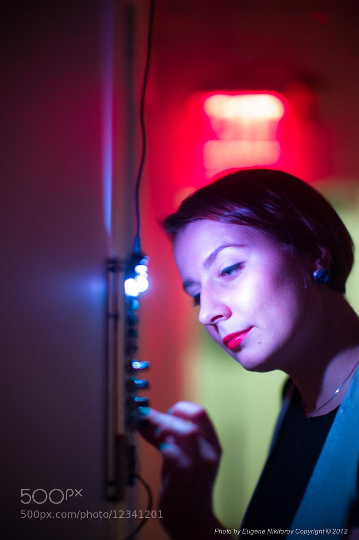 Photograph Portrait, Dronescape exhibit, Clocktower, Manhattan by Eugene Nikiforov on 500px