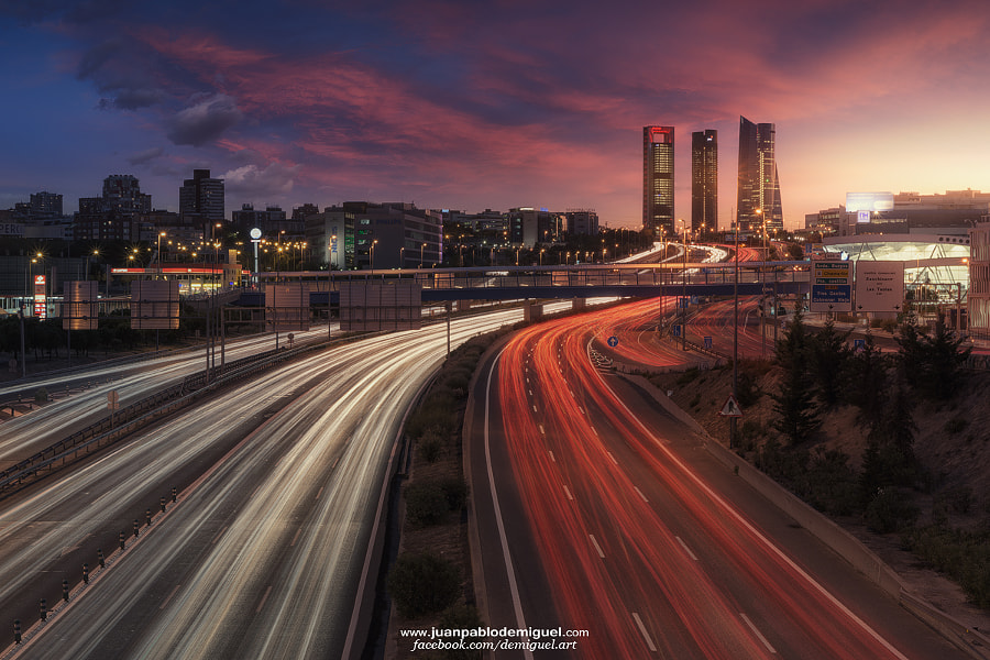 Madrid A1 by Juan Pablo de Miguel on 500px.com