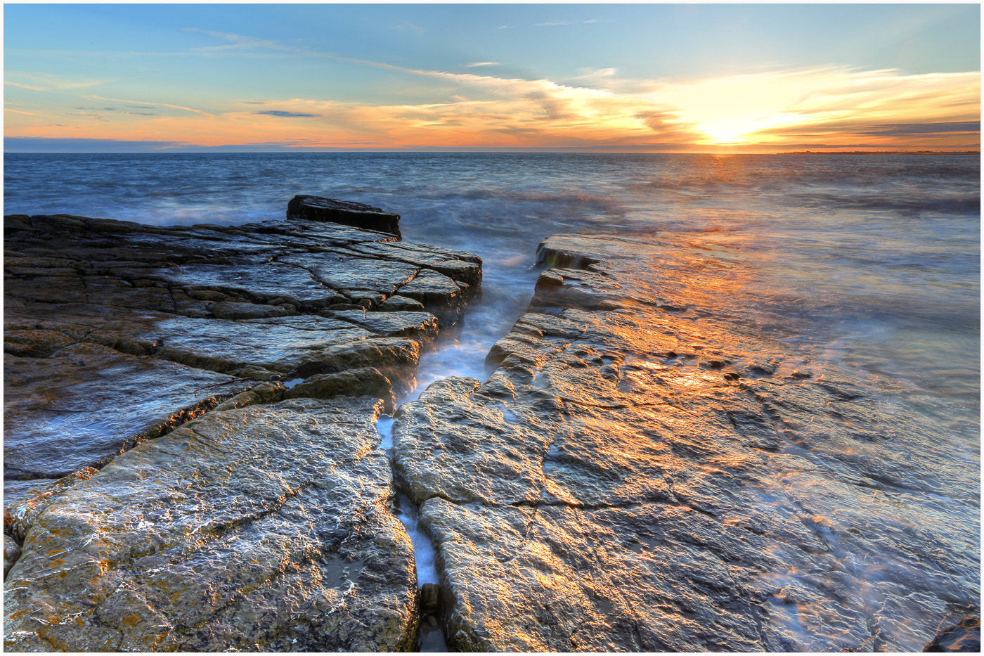 Photograph Ogmore Gold by Alan Coles on 500px