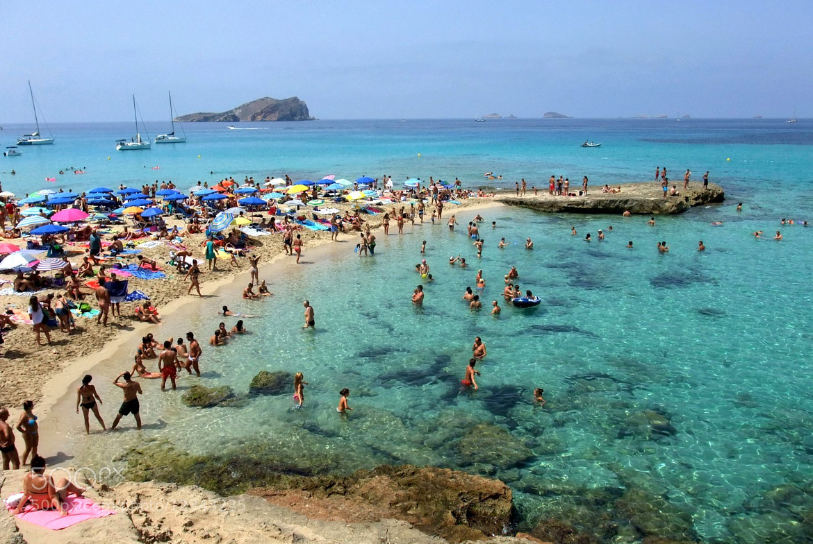 Photograph Cala Comte by Stefano Trucco on 500px