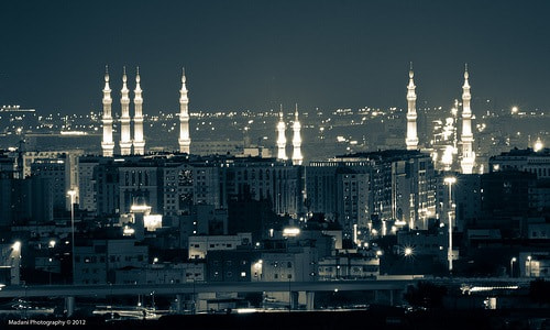 Photograph Madinah by Madani Mohamed on 500px