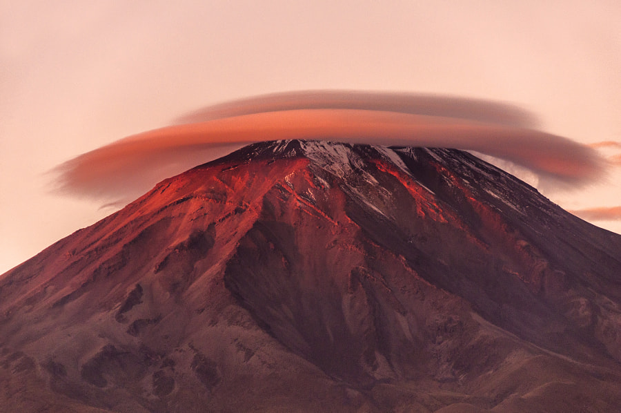 El Misty Volcano by Csilla Zelko on 500px.com