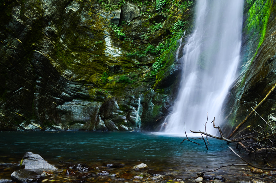 Changey Falls - Pelling
