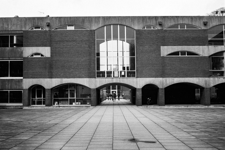 Photograph Sussex University, 1980 by Richard Keeling on 500px