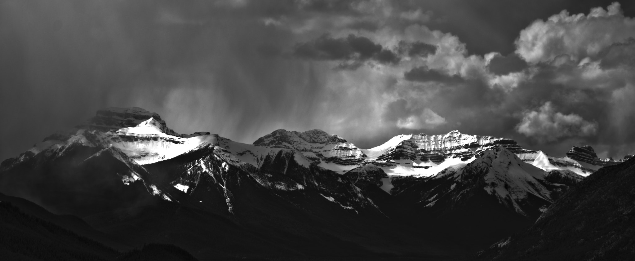 Photograph Rockies, Facing West by Mitchell Buchanan on 500px