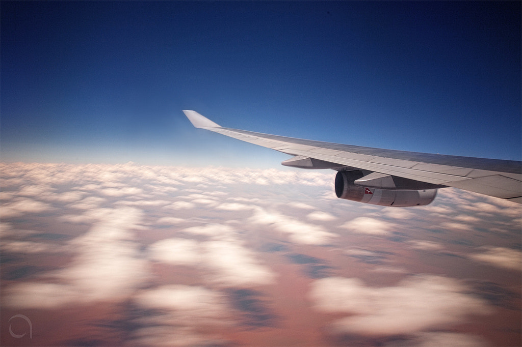 Photograph Cruise Above The Clouds by Anton Tang on 500px