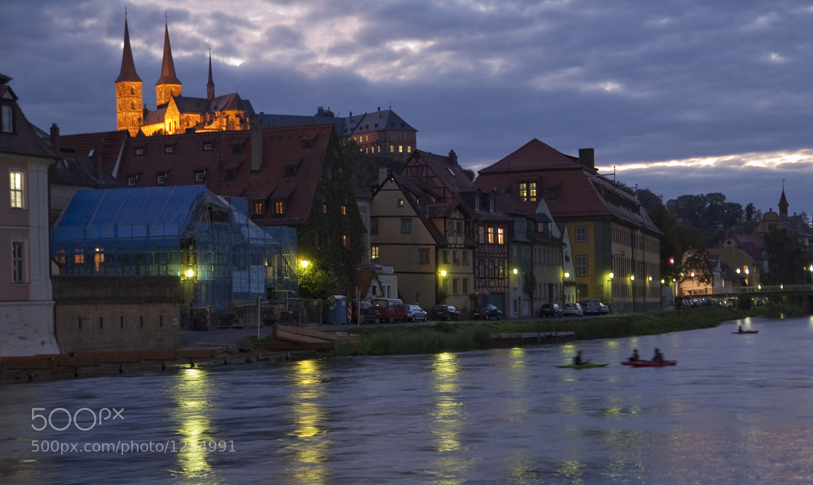 Photograph Bamberg Night by Jeff Landis on 500px