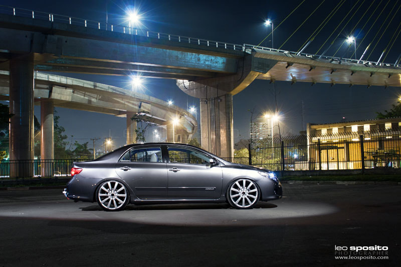Photograph Toyota Corolla by Leo Sposito on 500px