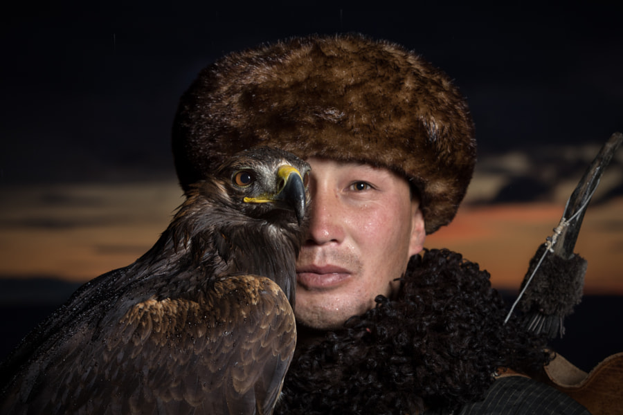 Mystical Eagle Hunter by Shimri Lim on 500px.com