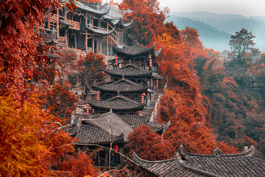 Photograph Furon town Hunan china by enrico barletta on 500px