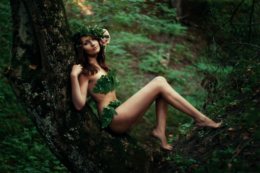 Photograph Nymph by Karina Lee on 500px