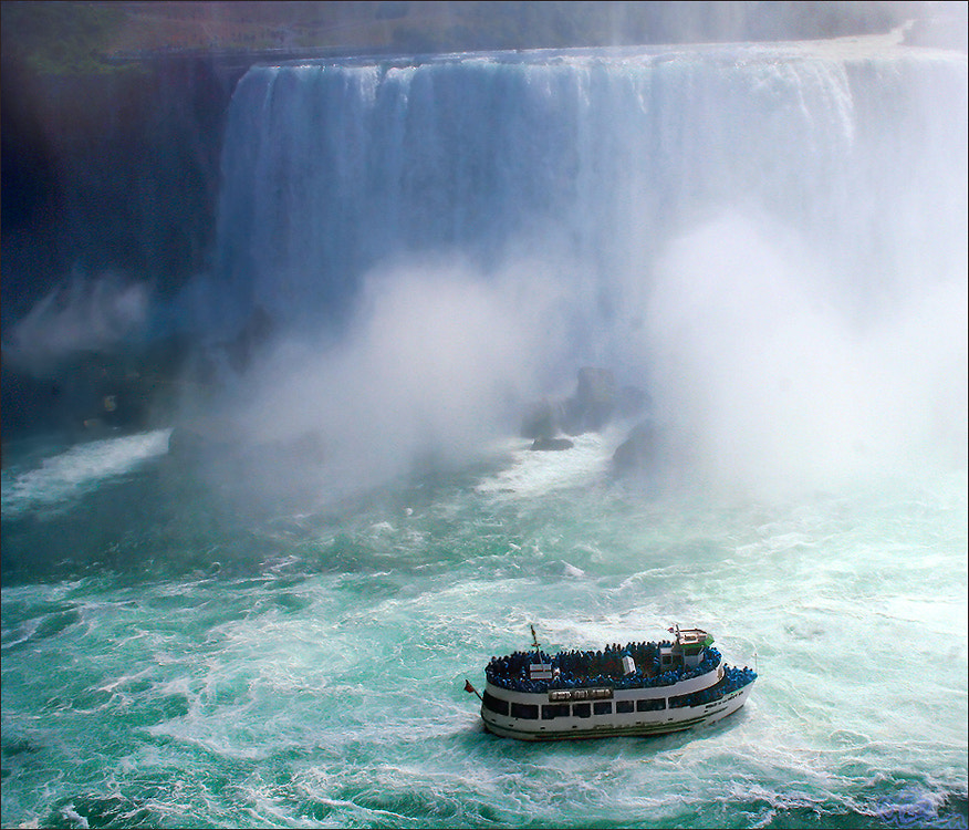 Photograph Traditional boat ( of Niagara:)2 by Alla  Lora on 500px