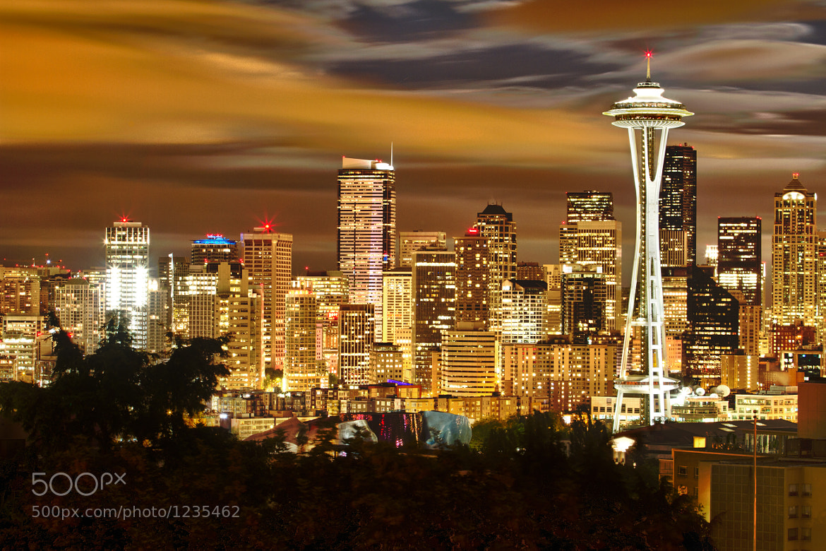 Photograph Seattle by Chris Reed on 500px