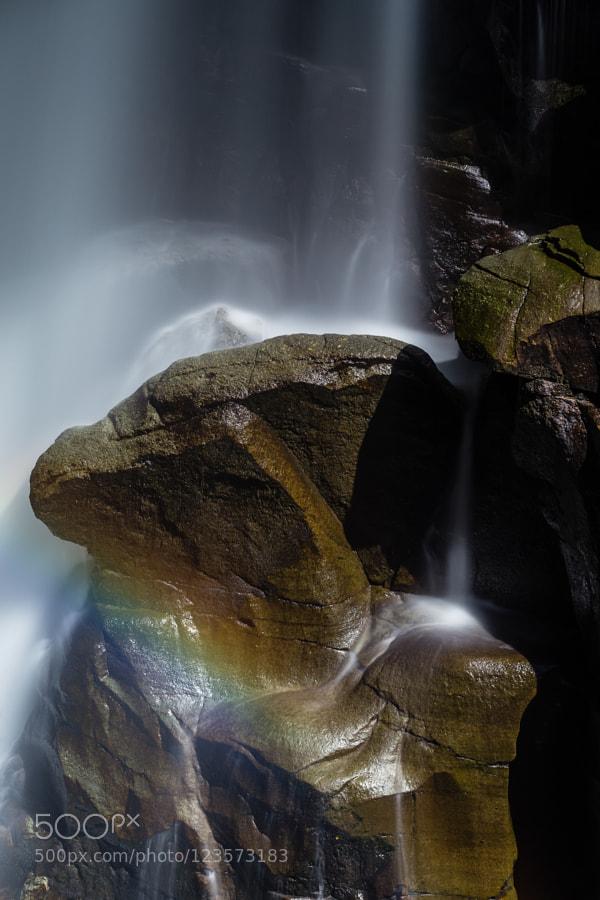 Nooksack Falls closeup