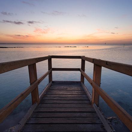 Dawn at Flinders Bay