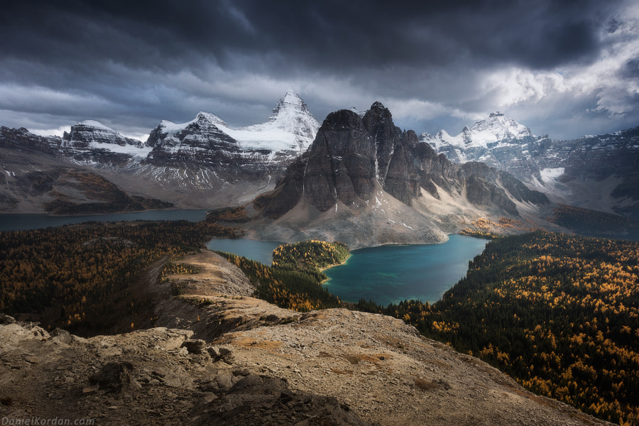 Assiniboine by Daniel Kordan on 500px.com