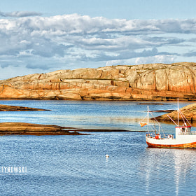The End Of The Earth — in Verdens Ende, Tjøme.