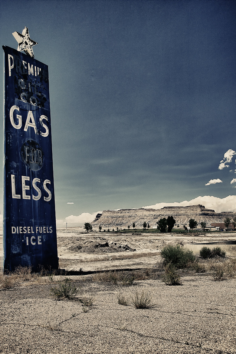 Photograph Gas 4 Less by Paolo Albertini on 500px