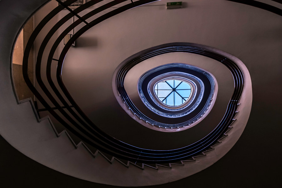 Photograph Stairway to Heaven by Riobom Santos on 500px