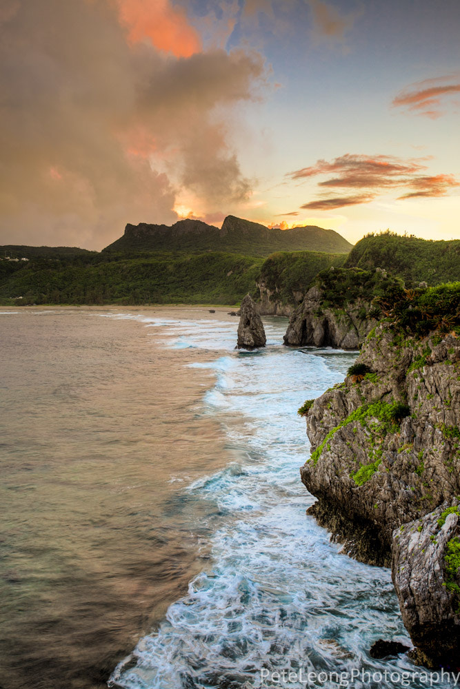 Photograph The top of Okinawa by Pete Leong on 500px