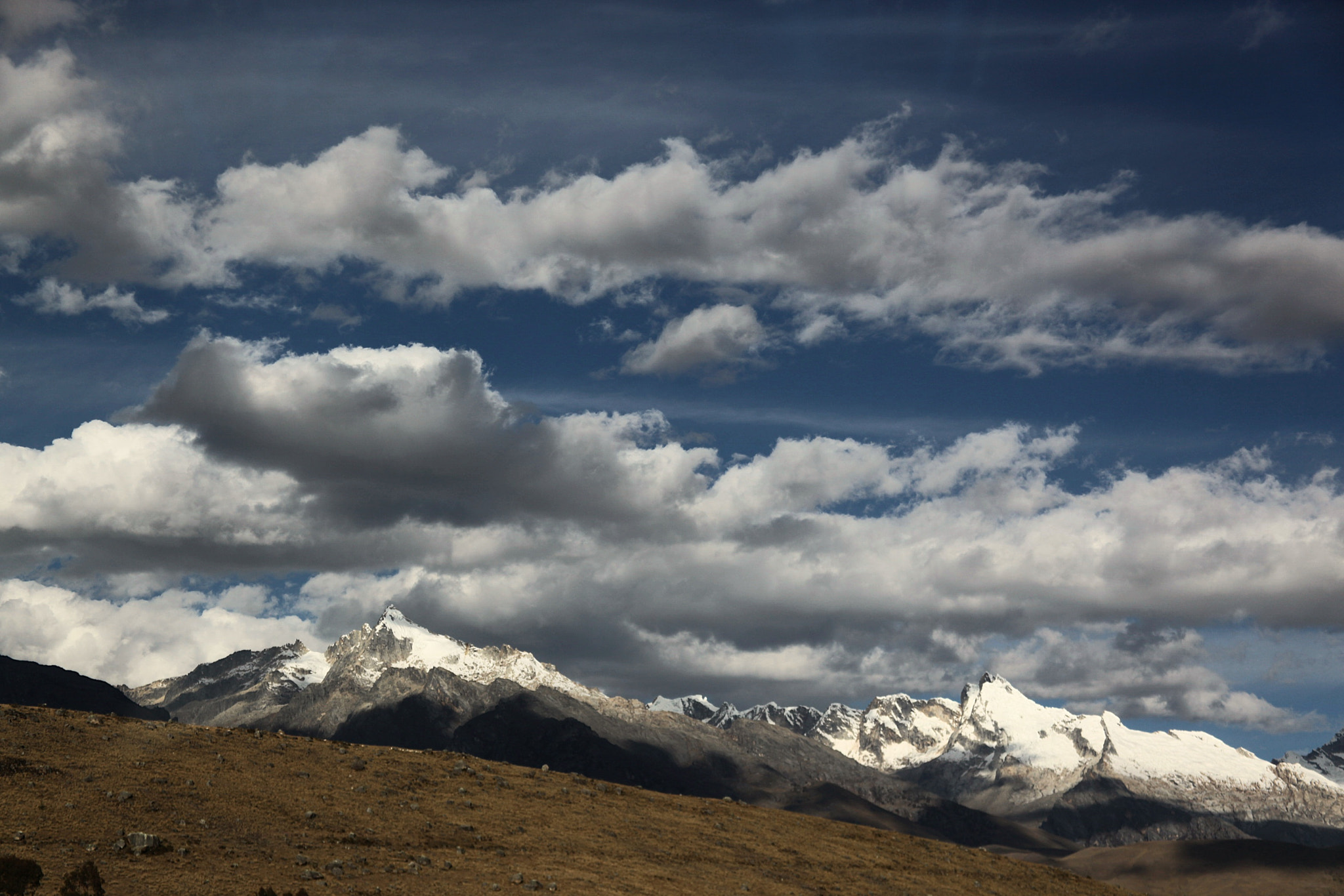 Photograph Cordillera Blanca by Clinton Lewis on 500px