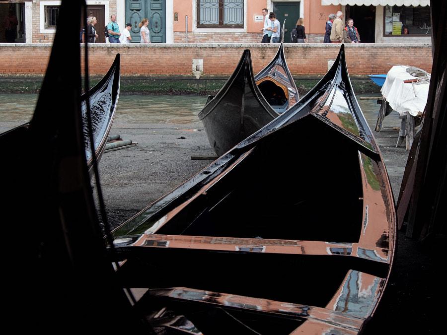 A Gondola workshop