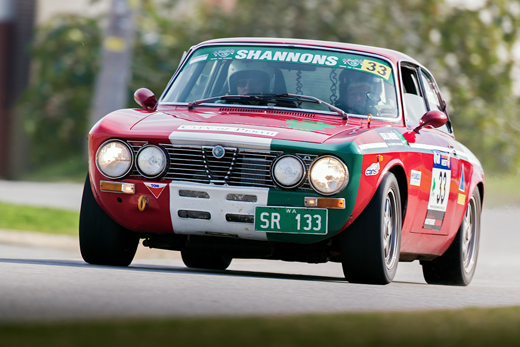 Photograph Targa West Alfa Romeo 2000 GTV 105 Series  by Andrew Tingle on 500px