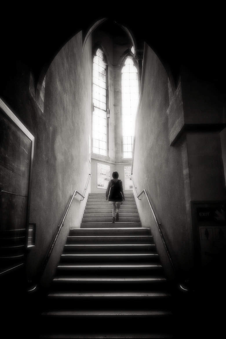 Photograph Stairs by G  I on 500px