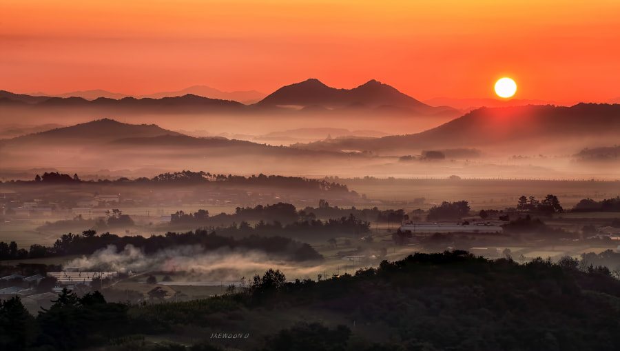 Morning of Miljae de Jaewoon U en 500px.com