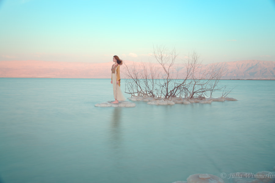 Dead Sea visions by Julia Wimmerlin on 500px.com