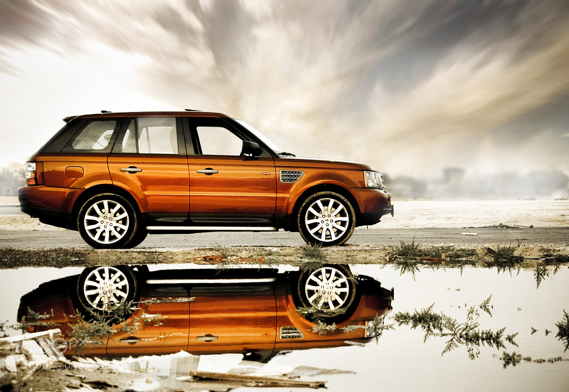 Photograph RangeRover II by Soud Aldyouli on 500px