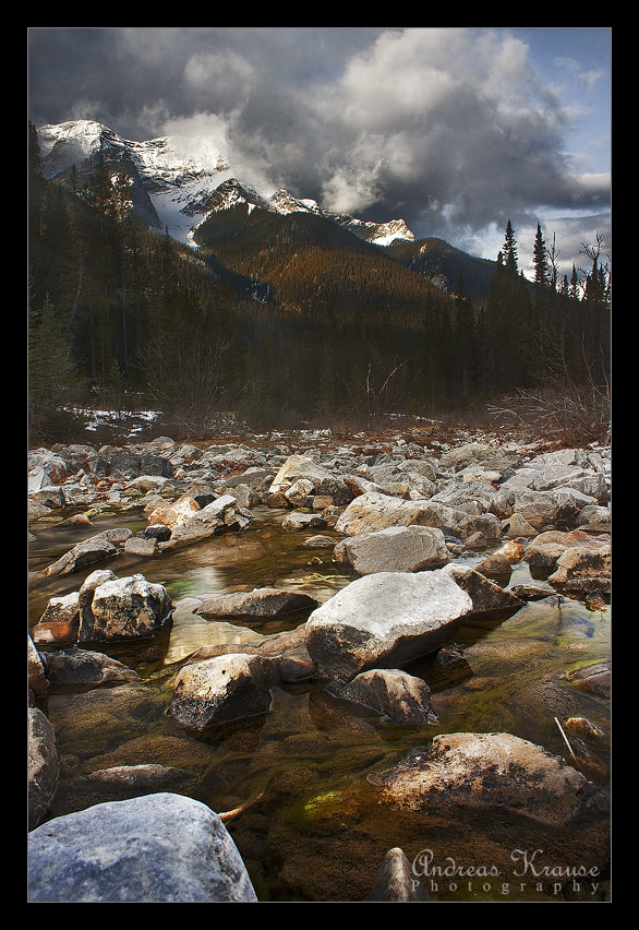 Photograph Canmore's beauty by Andreas Krause on 500px