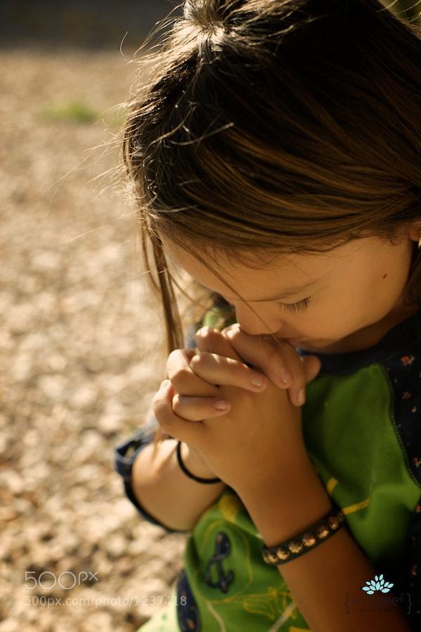 Photograph Prayer by Tawn & Tiffanie  on 500px