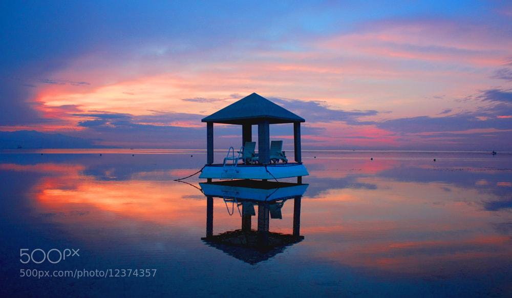 Photograph Sanur Sunrise by Emanuel Dicky on 500px