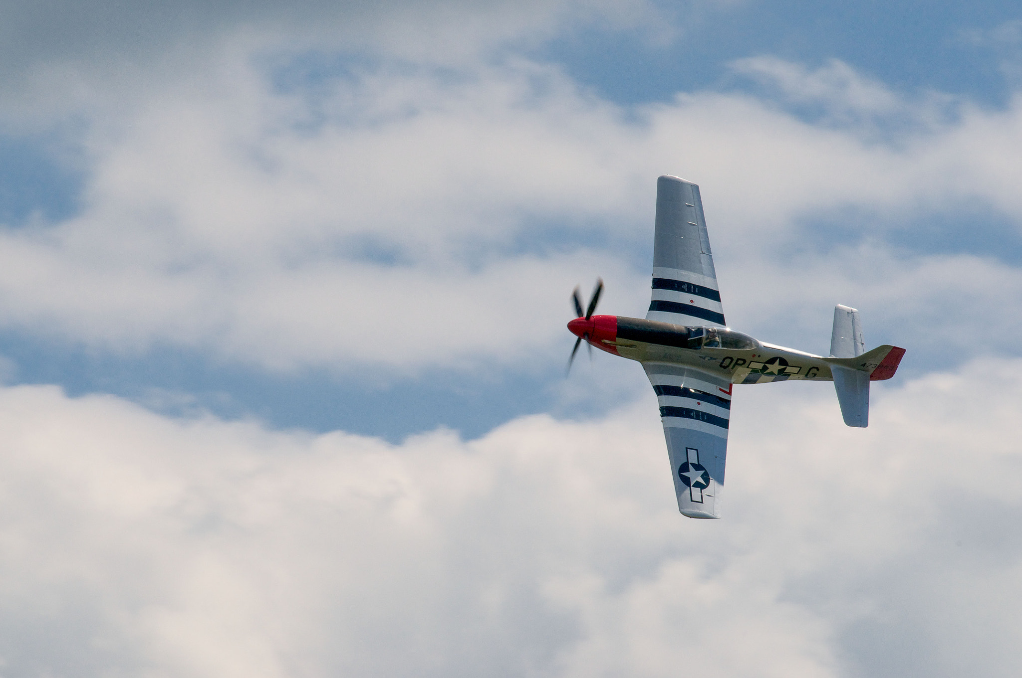 Photograph P-51 Mustang by Adam Uhrich on 500px