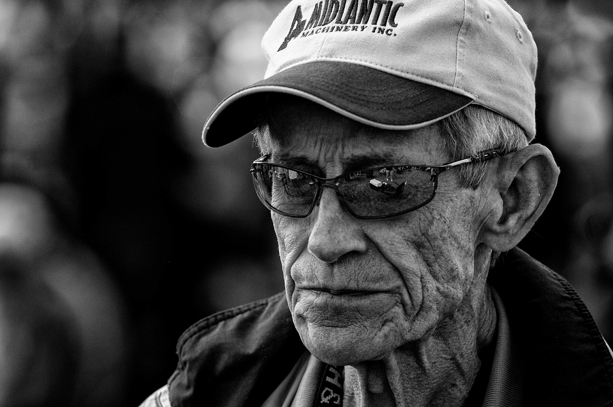 Photograph A Face of Years by Adam Uhrich on 500px