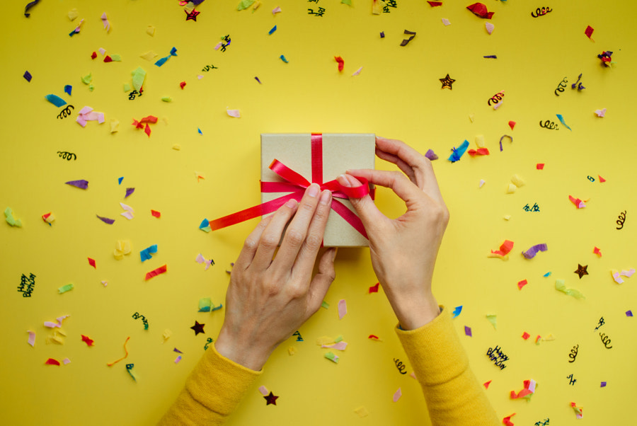 Holiday gift wrapping by The Stillery x Natta Summerky on 500px.com