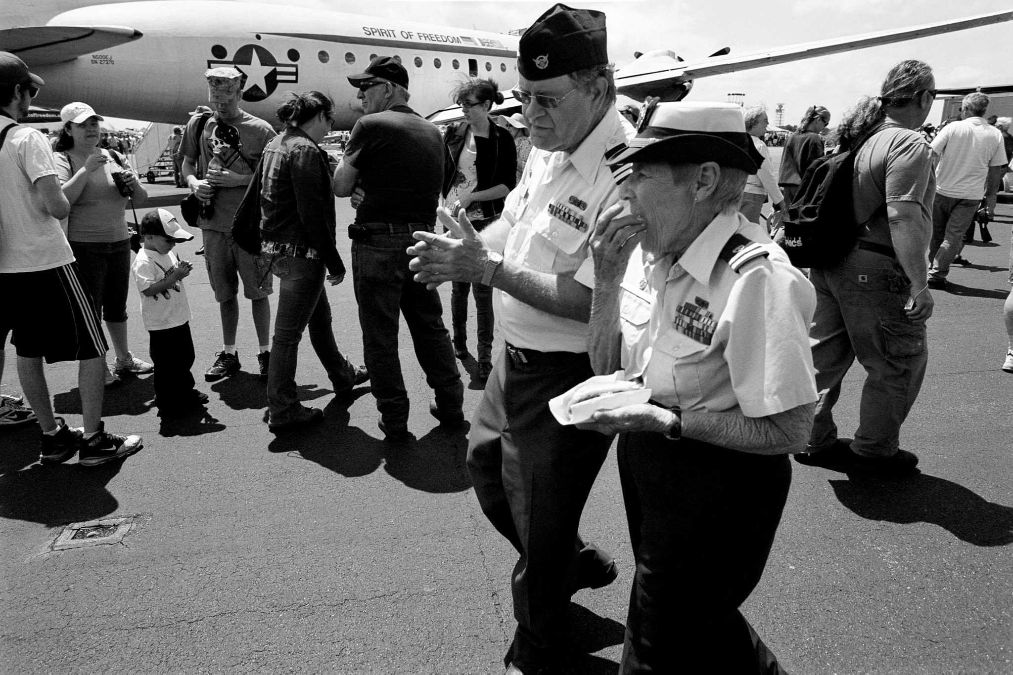 Photograph Hungry Vets by Adam Uhrich on 500px