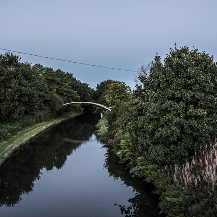 Bridgewater Canal, Daresbury