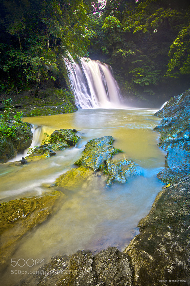 Photograph daranak falls ** by tet bautista on 500px