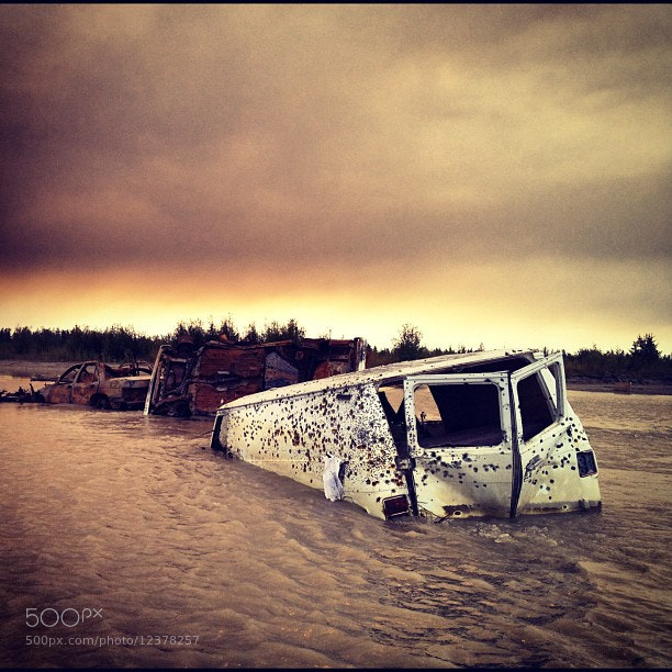 Photograph Post Apocalyptic Roadtrip by Phil Ackley on 500px