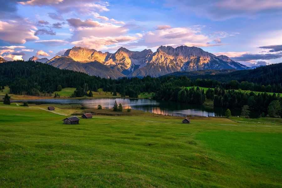 Geroldsee by Tatiana Pesotskaya on 500px.com